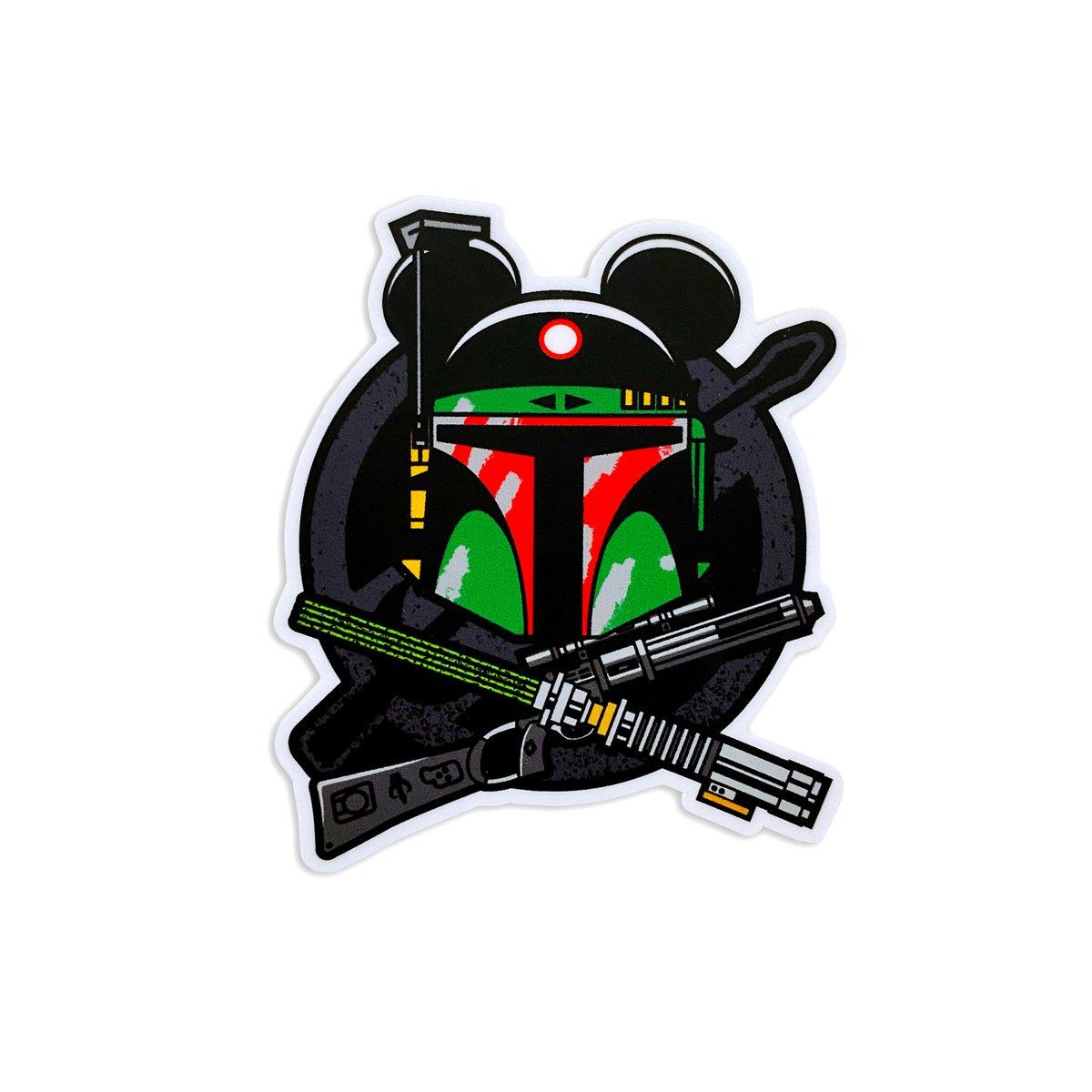 Image of Snack Hunter Sticker
