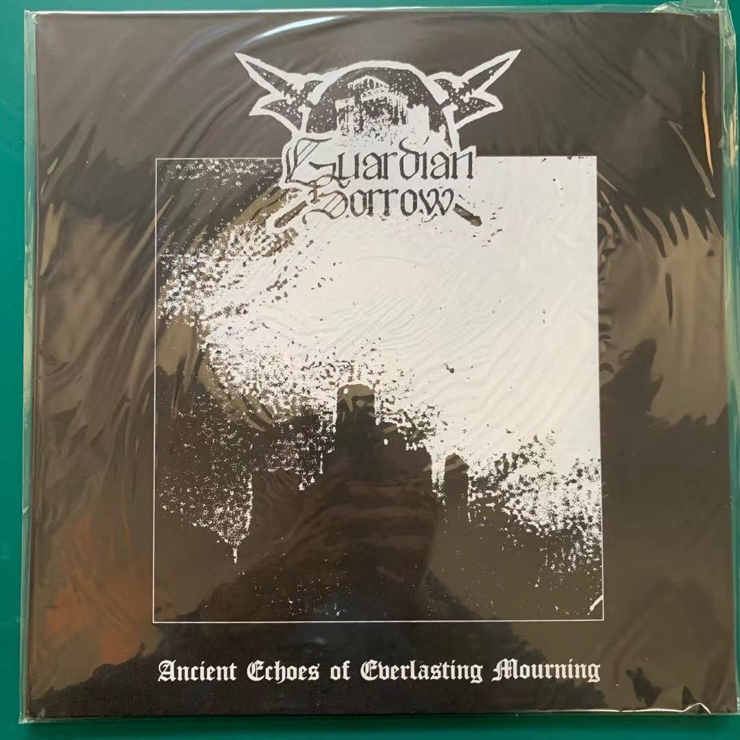 (Livor Mortis) Guardian Sorrow - Ancient Echoes of Everlasting Mourning - LP