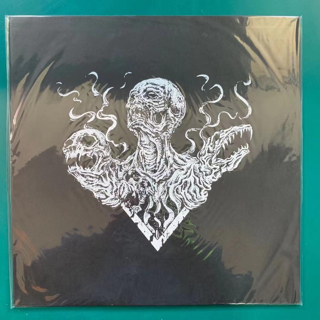 (Livor Mortis) Aym - L'fí Shigionoth - LP