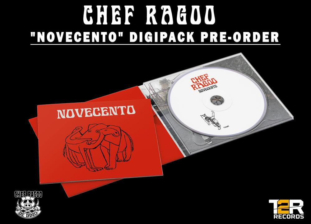 Chef Ragoo - NOVECENTO- cd digipack