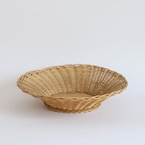 Image of Grande corbeille en osier