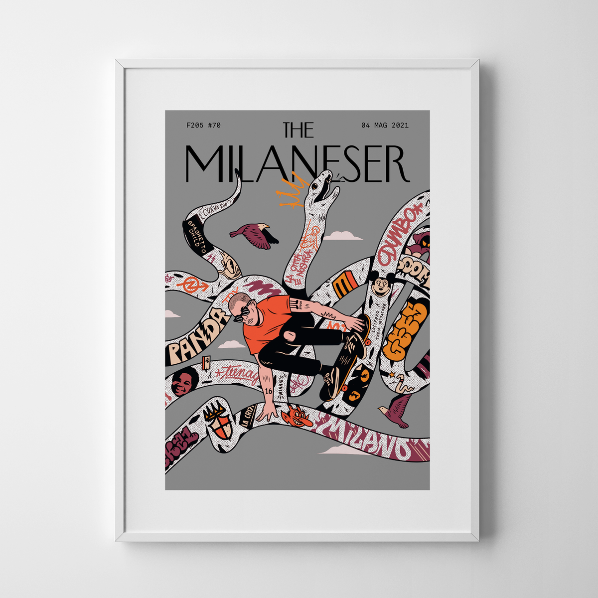 Image of The Milaneser #70