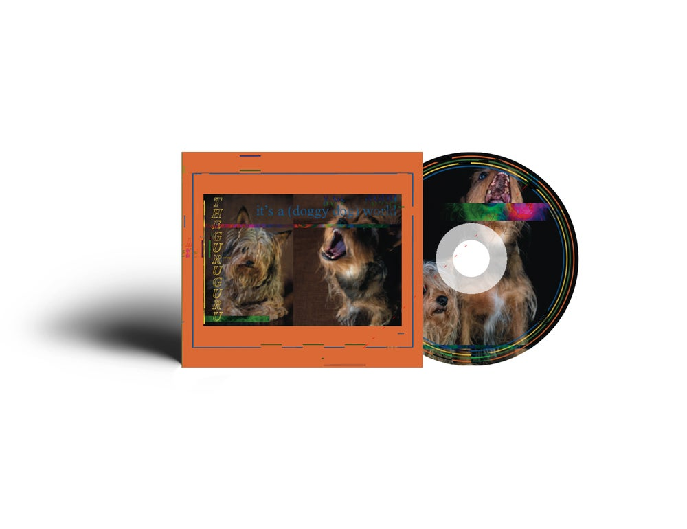 Image of 'it's a (doggy dog) world' - CD