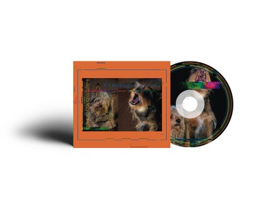 Image of {PRE-ORDER} - 'it's a (doggy dog) world' - CD