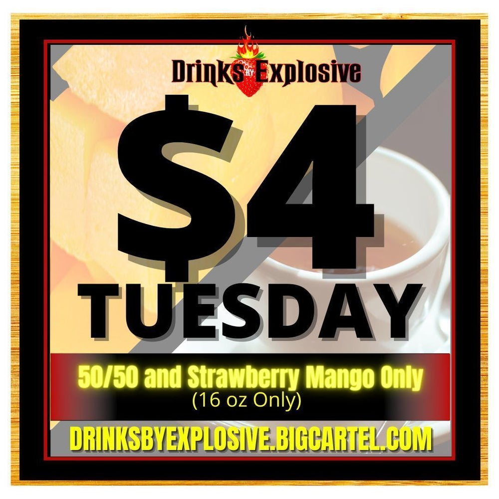 Image of $4 Tuesday