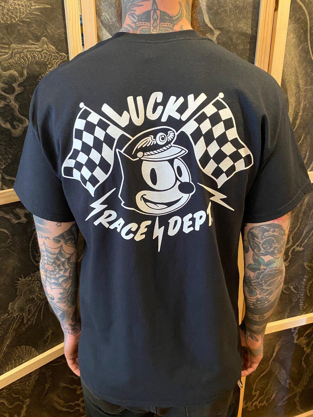 Image of Lucky Race Tee