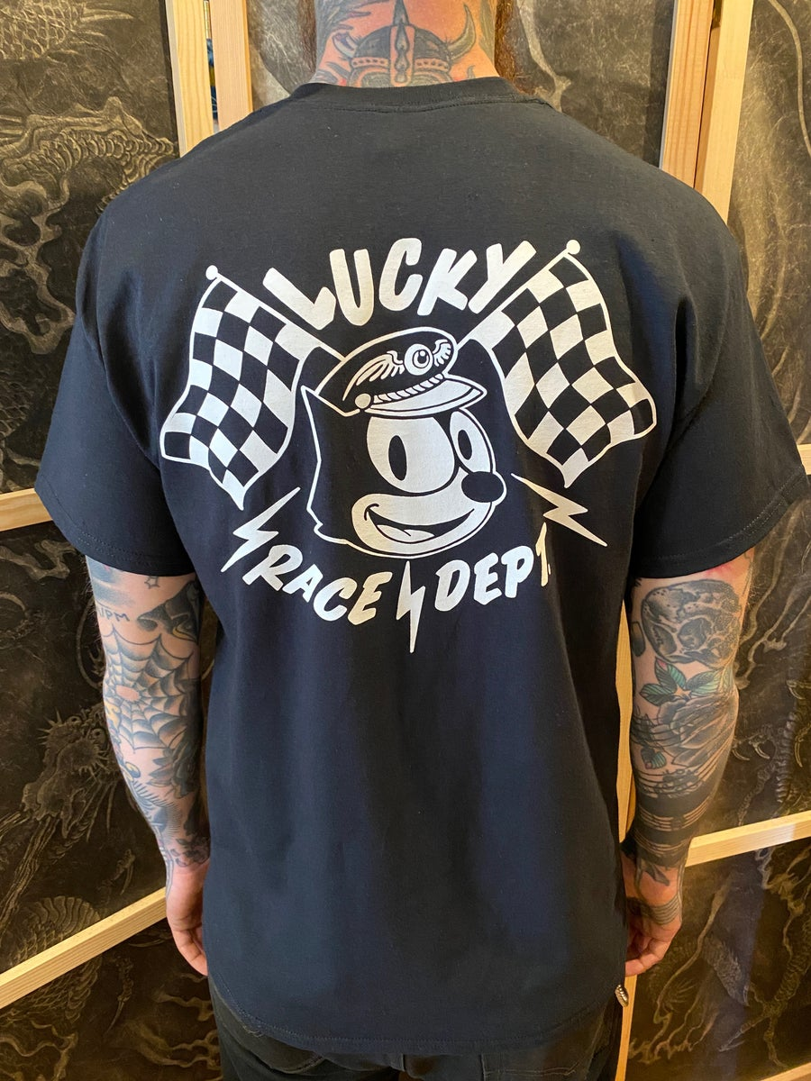 Image of Lucky Race Tee