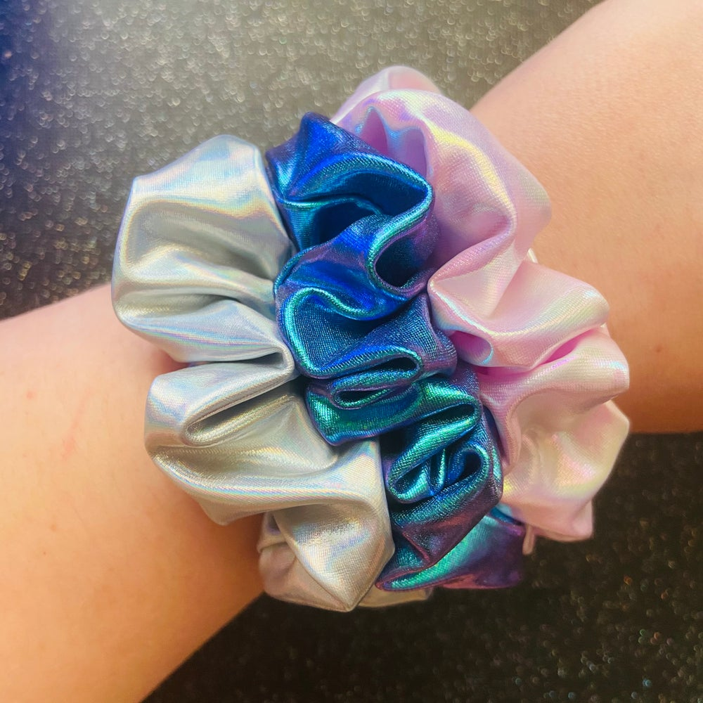 Image of Space Babe Scrunchie Pack