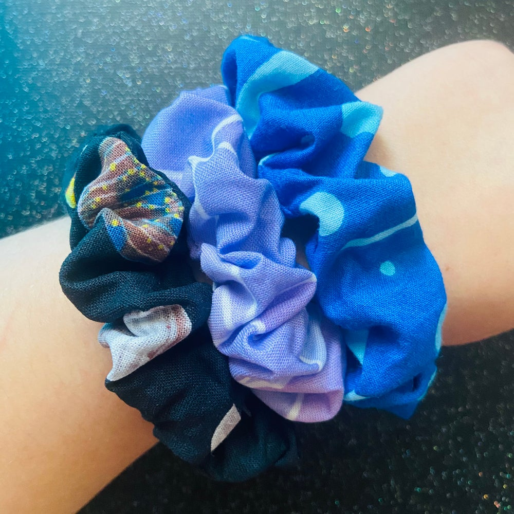 Image of Paging Mr. Morrow Scrunchie Pack