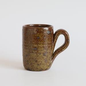 Image of Grand mug en grès pyrité