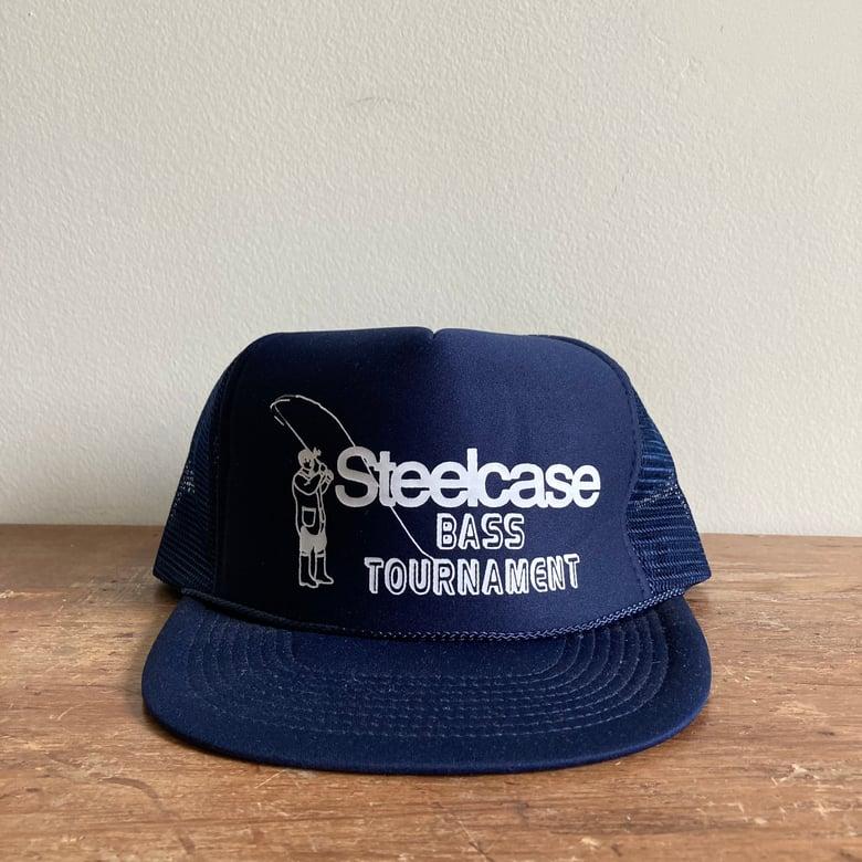 Image of Steelcase Bass Tournament Mesh Cap