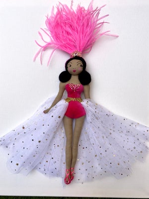 """Image of Lola Starr Showgirl Doll 14"""""""