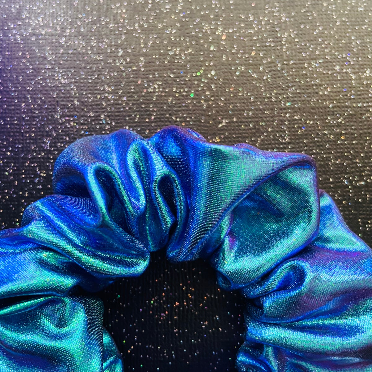 Image of Space Babe Duotone Scrunchie