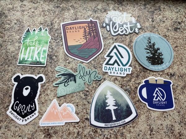 Image of Daylight Stickers