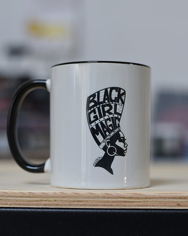 Image of Black Girl Magic Mug