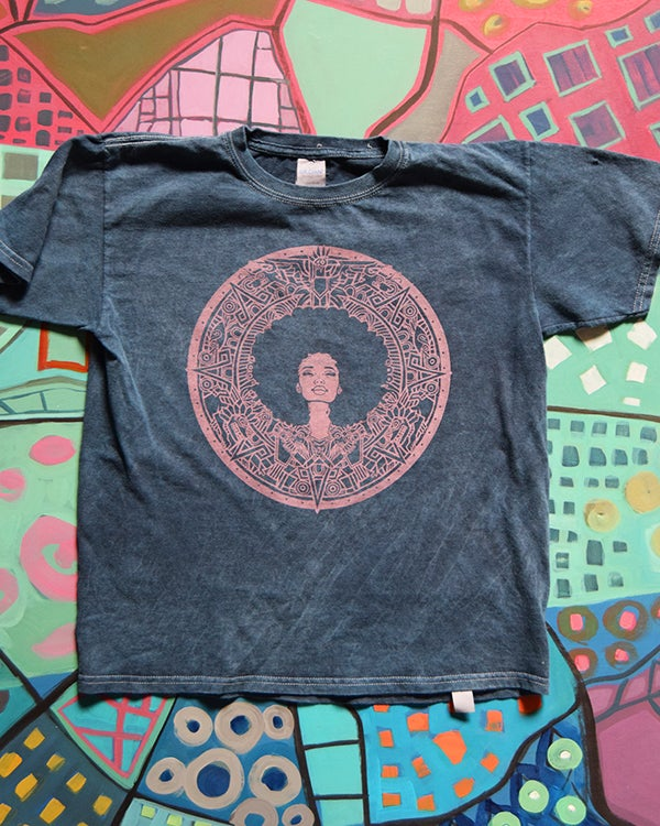 Image of Mother Nature is Timeless T-Shirt