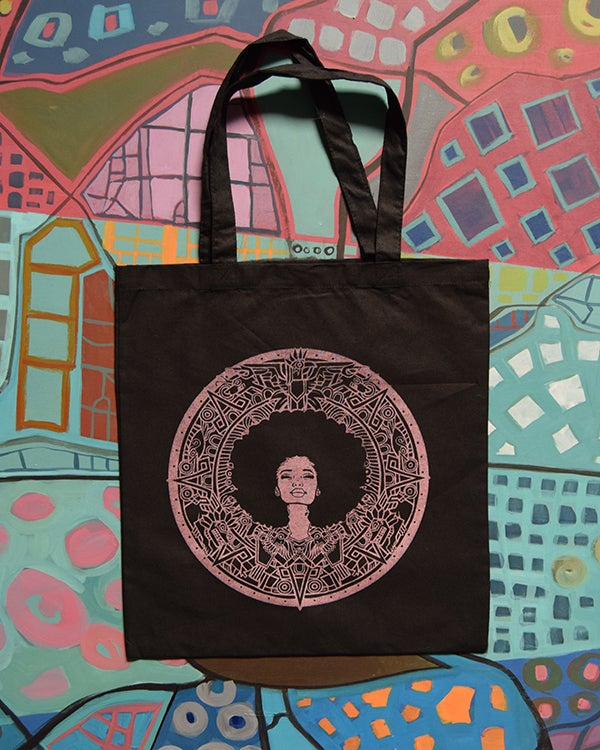 Image of Mother Nature is Timeless Tote