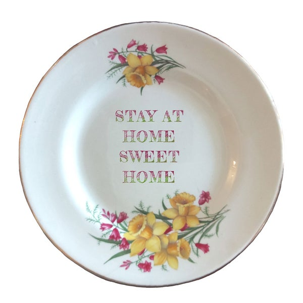Image of STAY AT HOME SWEET HOME (ref. 36b)