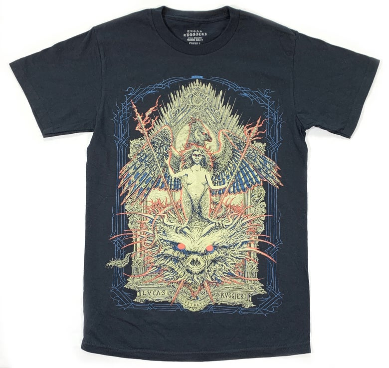 """Image of """"THE HARPY"""" - T-shirt"""
