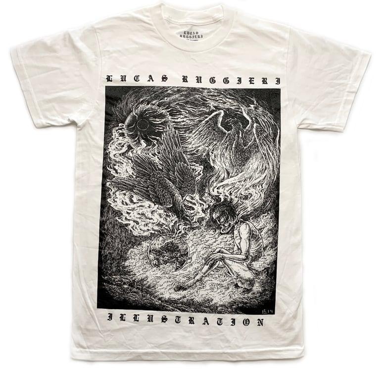 """Image of """"NIGREDO"""" - T-shirt"""