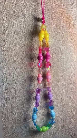 Image of Phone bead cuori e stelle