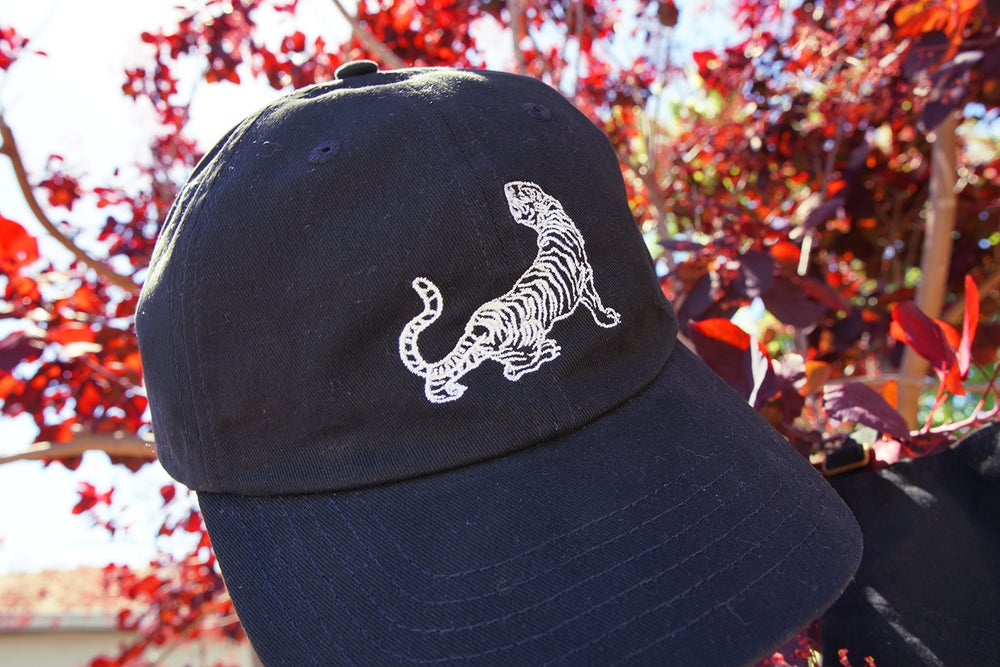 Image of (Only a Few Left!) Limited Edition: Tiger Cap
