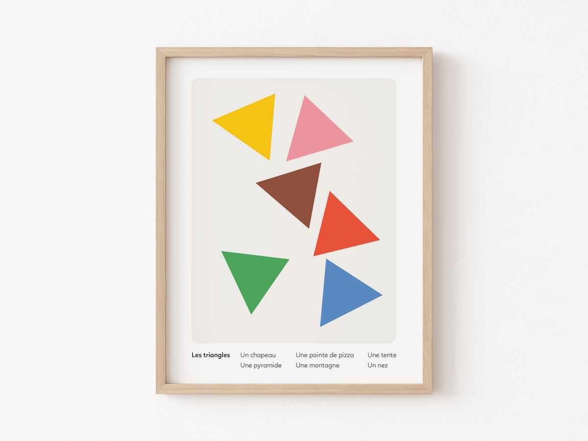 Image of Inventory of Likeness - Children - Triangle