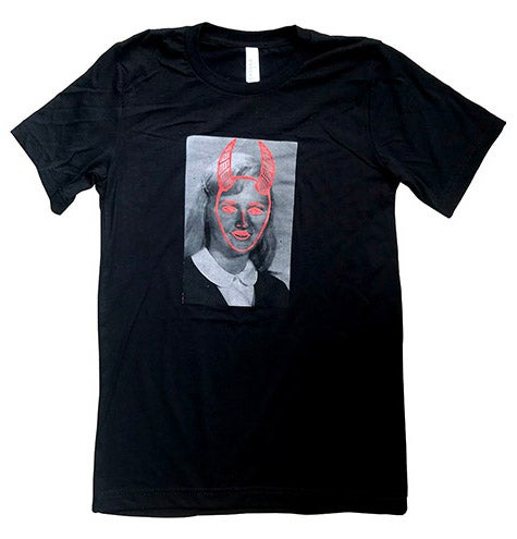 Image of American Graffiti T-shirt in Black