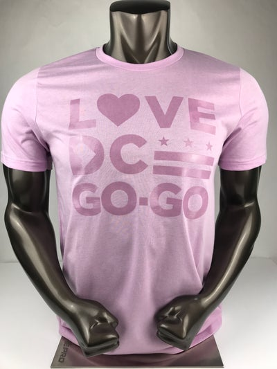 Image of LOVE DC GO-GO - PURE T-Shirt