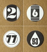 Image of Race Coasters, Individual