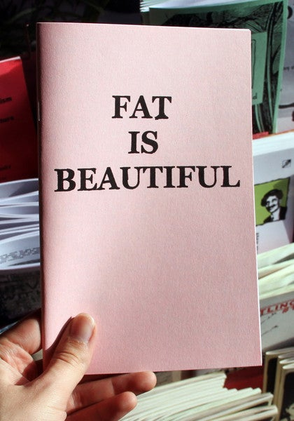 Image of Fat is Beautiful by Crystal Hartman (Microcosm Pub.)