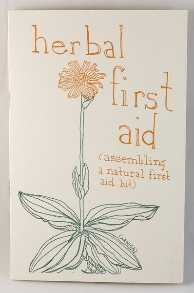 Image of Herbal First Aid: Assembling a Natural First Aid Kit by Raleigh Briggs (Microcosm Pub.)