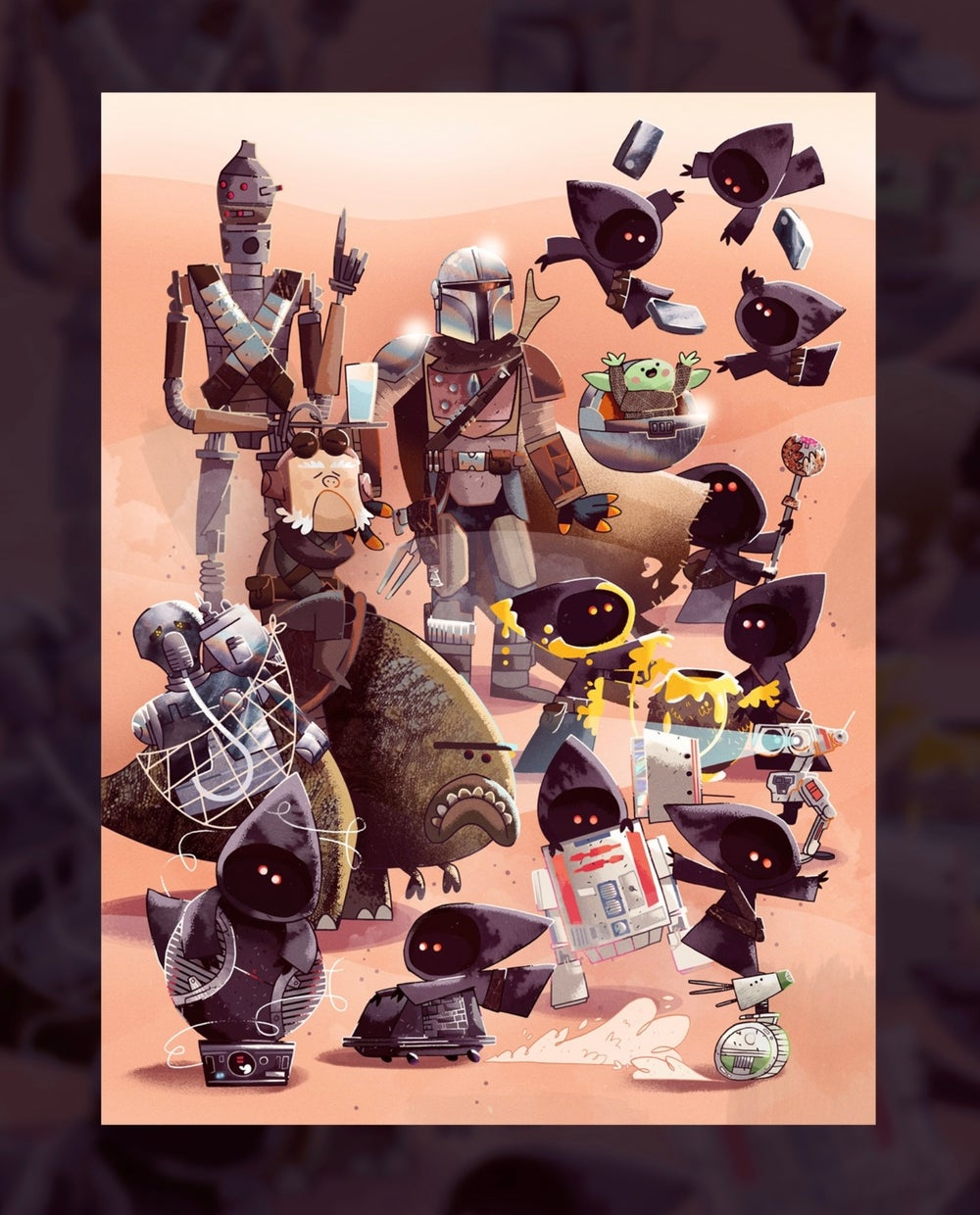 The Droids You Are Looking For (Offworld)