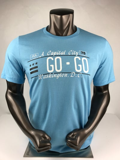 Image of LOVE DC GO-GO - Free U T-shirt
