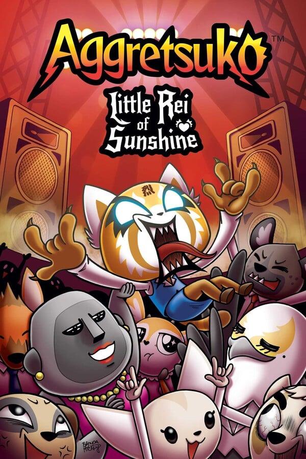 Aggretsuko: Little Rei of Sunshine
