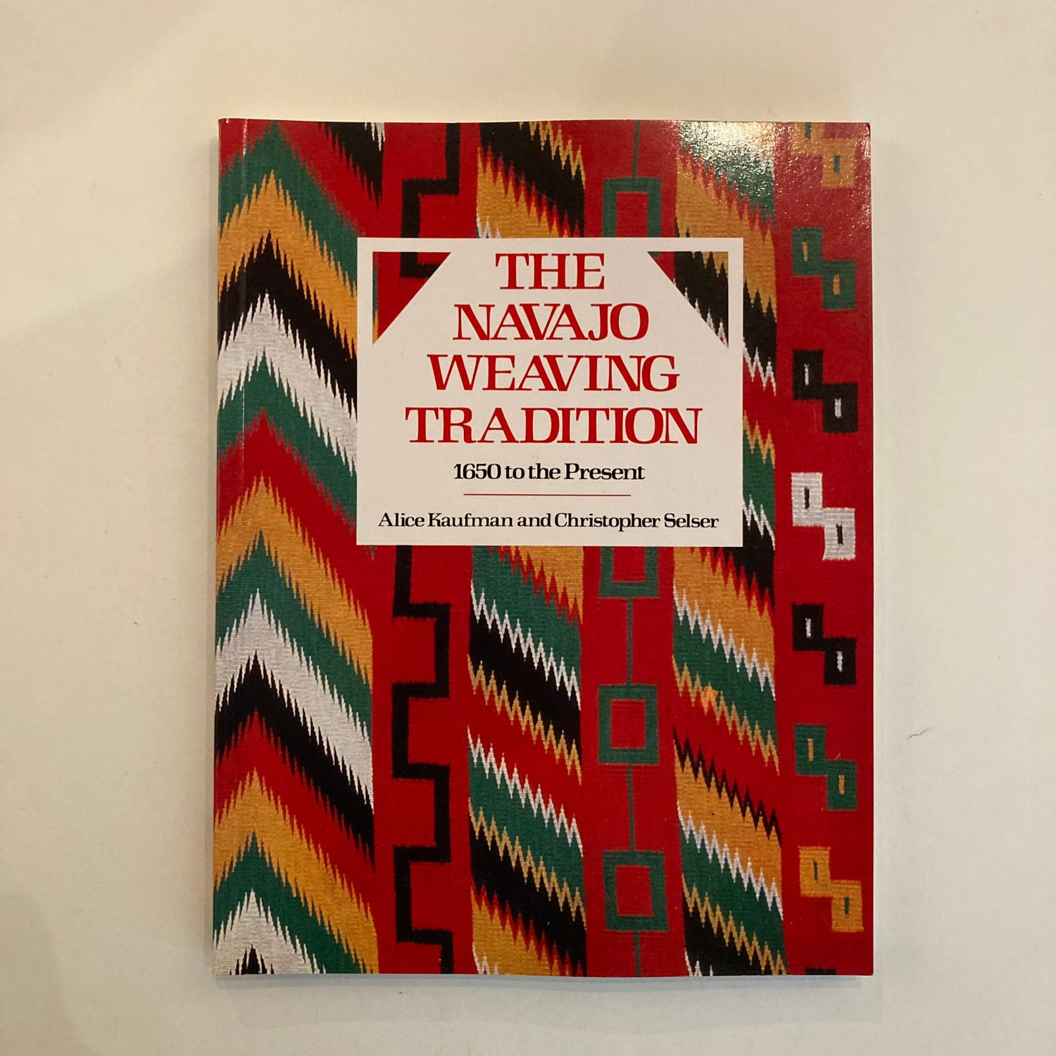 Image of The Navajo Weaving Tradition: 1650 to the Present
