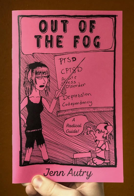 Image of Out of the Fog by Jenn Autry (Microcosm Pub.)