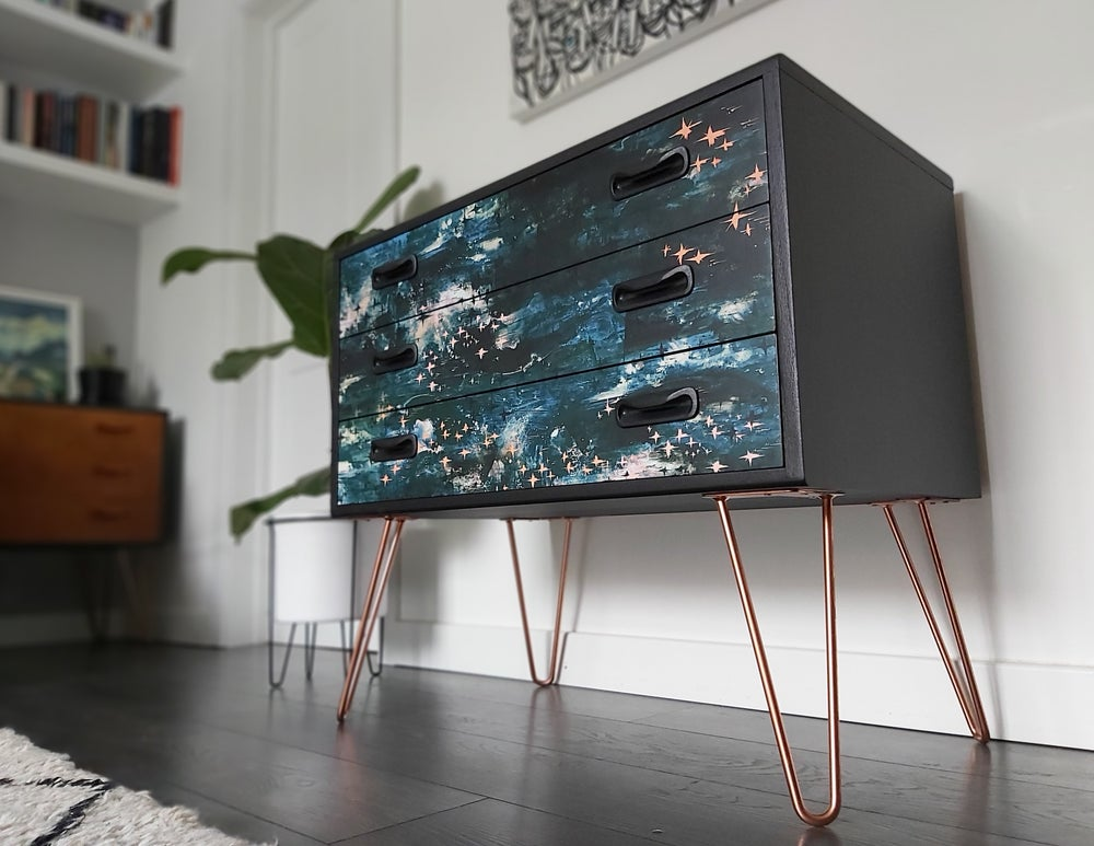 Image of •RESTYLED TO ORDER• G PLAN FRESCO CHEST OF DRAWERS