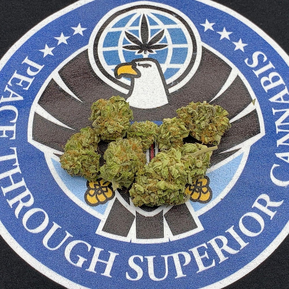 Peace Through Superior Cannabis