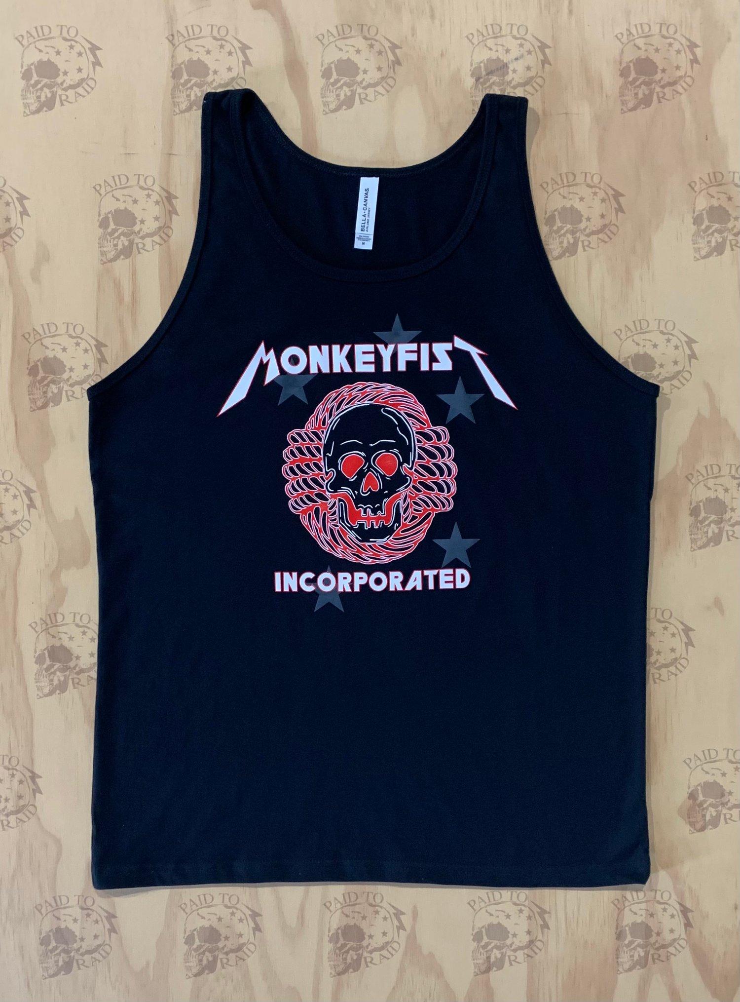 Image of Monkey Fist Inc. Tank