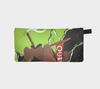Green Queen Pencil Case