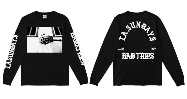 Image of LASxBADTRIPS pt2 Long Sleeve