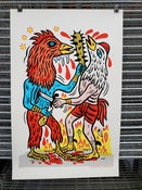 Image of Mats x Le Dernier Cri D: Chicken Fight