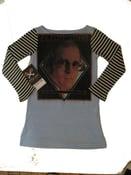 Image of Elton John Esme Rockcycled Dress