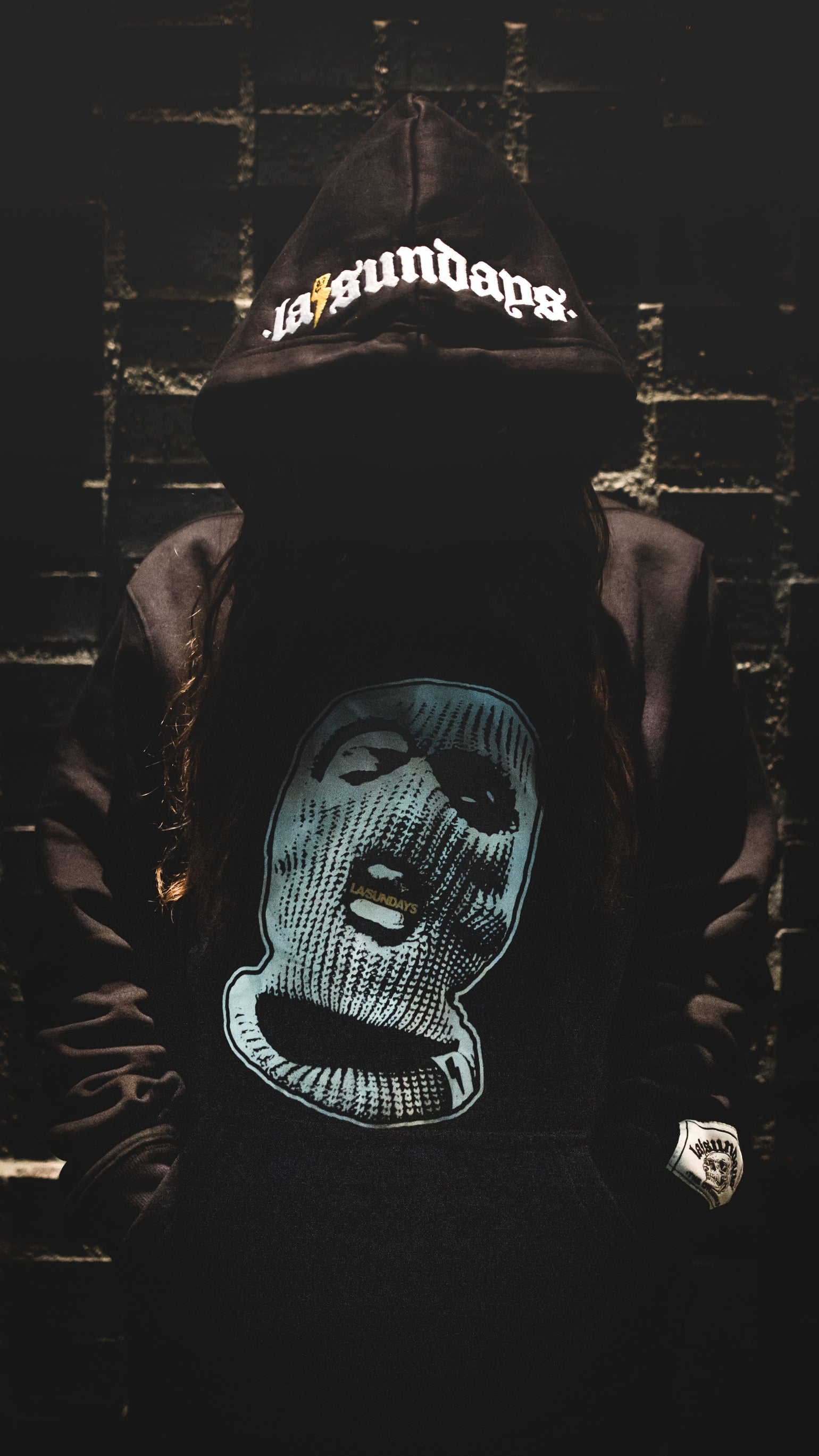 Image of Official LASundays 'Block it Off' Hoodie