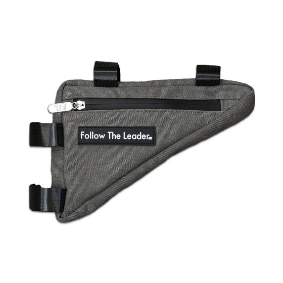 Image of FTL Bicycle Frame Bag (Grey)