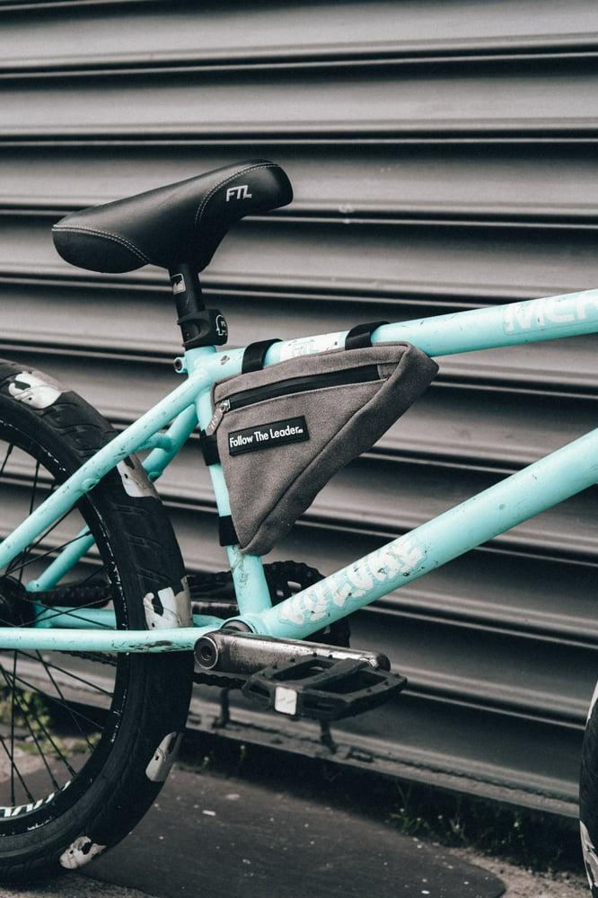 Image of FTL Bicycle Frame Bag (Grey)