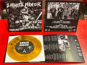 """Image of A Goon's Best Friend Till The Very End 7"""" Vinyl"""