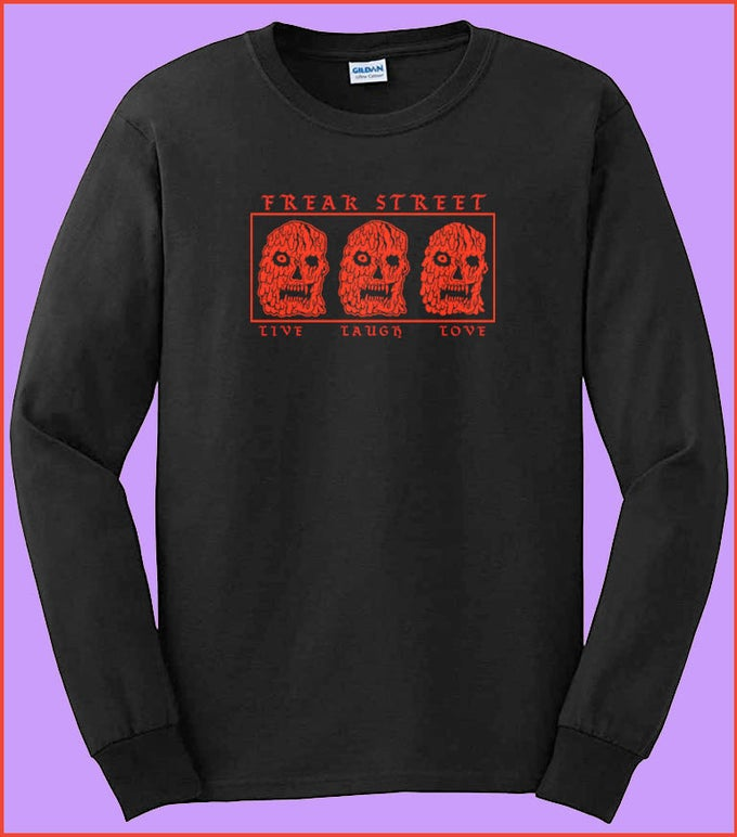 Image of LIVE LAUGH LOVE - LONG SLEEVE