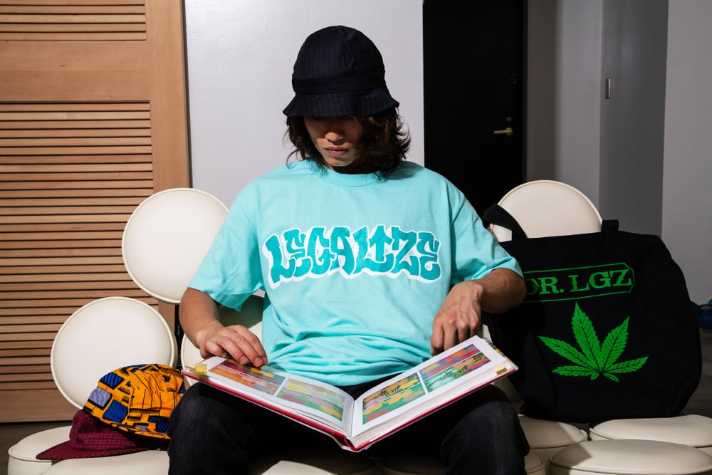 Image of Legalize Tee